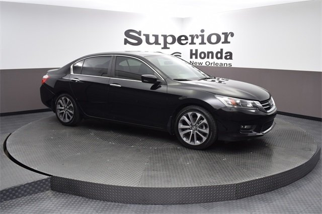 Superior Honda The 1 New Orleans Used Accord Dealer